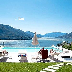 Comer See - Ferienwohnung mit Ausblick